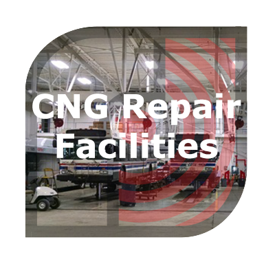 CNG Repair Facilities Applications