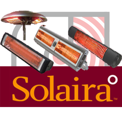 Solaira Electric Radiant Infrared Heaters