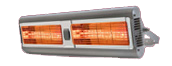 Solaira Alpha Series H2 – Electric Radiant Heater –patio, restaurant, garages, outdoor areas