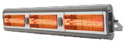Solaira Alpha Series H3 – Electric Radiant Heater –patio, restaurant, garages, outdoor areas