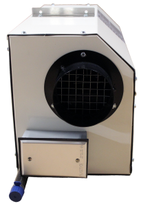 Omega II Gas Fired Radiant Heater - Air Inlet